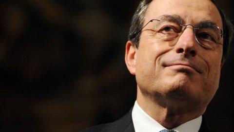Draghi: non è la vigilanza unica europea a decidere chiusura banche