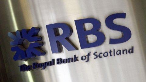 Royal Bank of Scotland licenzia 3.500 dipendenti