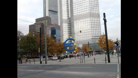 Bce: è record per i depositi overnight