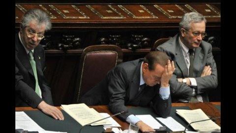 Nuovi scenari dopo Berlusconi: governo Alfano-G.Letta-Maroni o Monti/Amato?