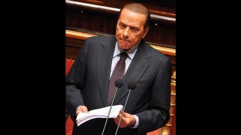 Berlusconi promette a Napolitano di dimettersi dopo l'approvazione della legge di stabilità