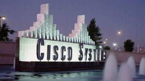 Cisco protagonista al Nasdaq: +7% dopo i risultati positivi pubblicati ieri