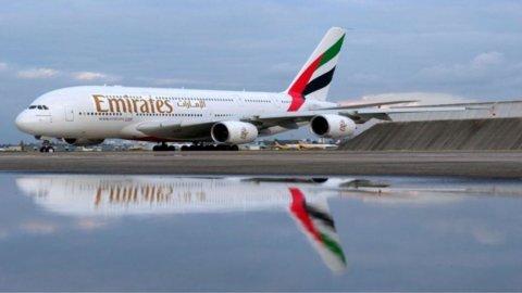Emirates e Boeing: accordo da 13 miliardi di euro