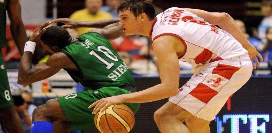 Basket: sconfitta dall'AJ Milano, il Monte dei Paschi Siena perde il primato. E' la fine di un'era?