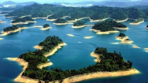 La Cina vende isole per fare resort, sulla scia del boom del turismo