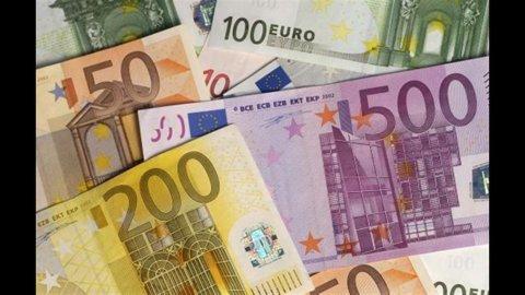 Fisco, restituiti sotto le feste 900 milioni