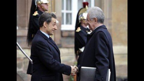 """Incontro Monti-Merkozy: """"Pronti a sostenere l'Italia"""""""
