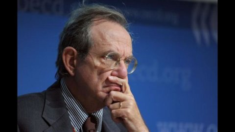 Ocse stima recessione in Italia nel 2012