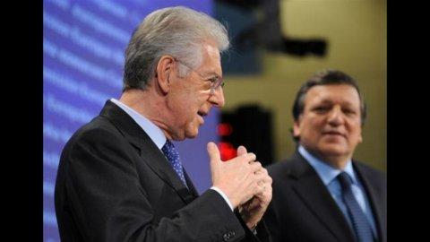 L'agenda di Bruxelles: Italia, Efsf, trattati, ecco i temi sul tavolo