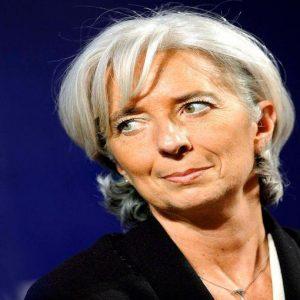 Fmi, Lagarde: serve più crescita contro la crisi