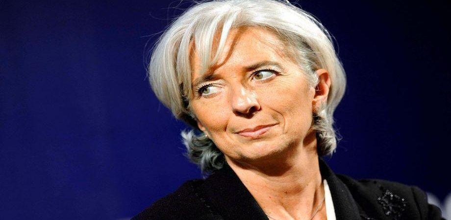 """Grecia, Lagarde (Fmi): """"Prima la ristrutturazione del debito, poi gli aiuti"""""""