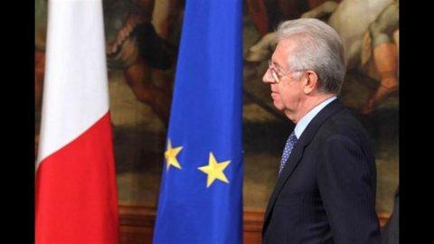 Manovra, Monti: sì alle sanzioni automatiche su bilanci fuori norma