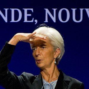 """Accordo franco-tedesco, Lagarde: """"Cruciale ma insufficiente"""""""