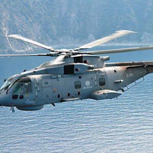 Leonardo sbarca in Corea: ordini per 5 elicotteri
