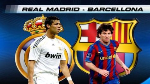 """Calcio, va in scena il """"Clasico"""" Real Madrid-Barcellona: un'eterna rivalità che va oltre il calcio"""