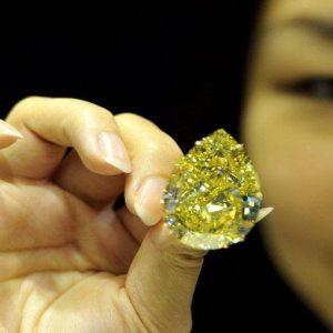 Cina in vetta ai produttori di diamanti grazie a una joint venture nello Zimbabwe