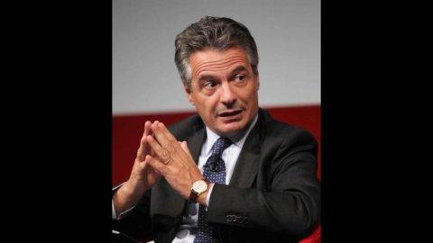 Giuseppe Mussari è stato confermato all'unanimità presidente dell'Abi per il prossimo biennio