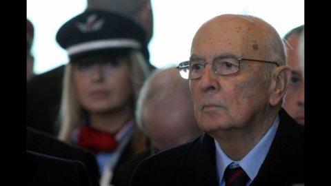 QUIRINALE – Sorpresa: Napolitano accetta la ricandidatura e nel pomeriggio si vota la rielezione