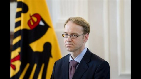 "Bundesbank, Weidmann: il ""no"" alla Bce nel Fondo salva-Stati"