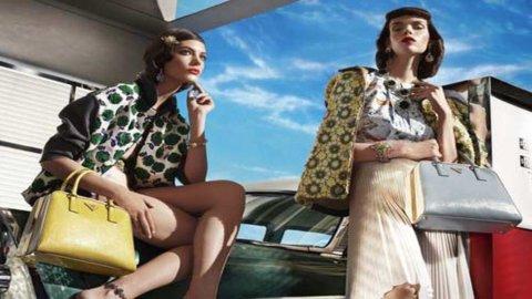 Prada apre il primo negozio in Brasile e presenta la nuova campagna P/E 2012