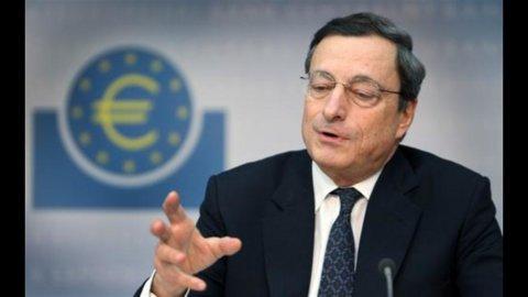 Bce: confermati i tassi d'interesse nell'Eurozona all'1%, il minimo storico