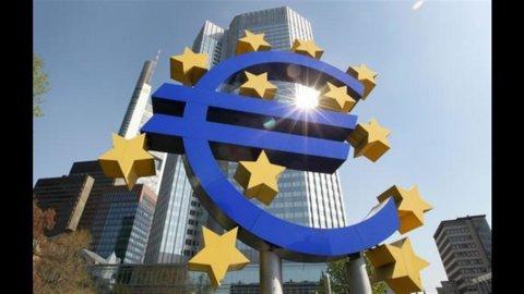 Bce: depositi overnight in calo, ma resta il clima di incertezza