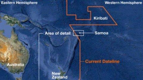 Samoa cancella venerdì 30 dicembre: non è magia, è business