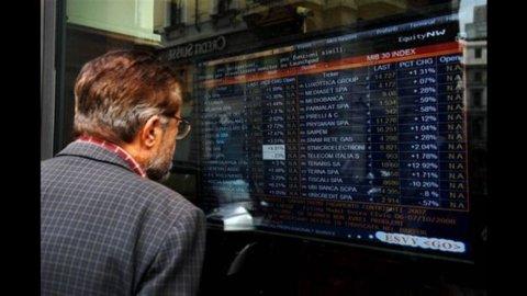 Spread Btp-Bund torna oltre 500. Borsa, Milano gira in rosso