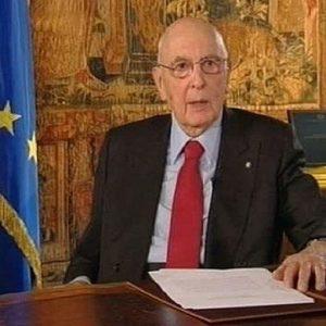 QUIRINALE – Giorgio Napolitano rieletto al primo colpo Presidente della Repubblica