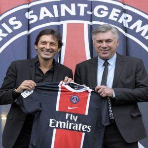 Ancelotti, la prima volta contro il Milan: da Tevez a Kakà, quanti incroci sull'asse Milano-Parigi
