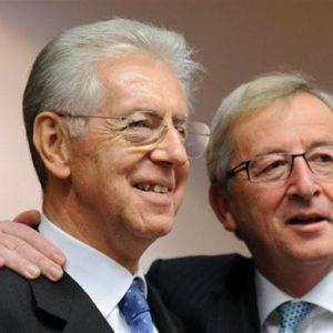 Juncker lancia l'allarme: Europa sull'orlo della recessione