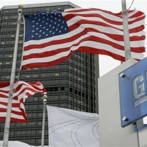 General Motors taglia 14.700 posti in Nord America