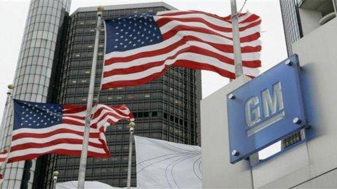 Usa, Tesoro annuncia uscita da capitale Gm