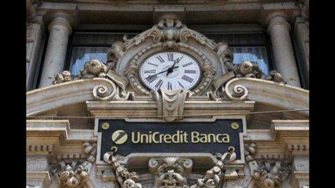 Borsa, Unicredit rimbalza: volano i diritti
