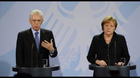 Merkel: in Italia misure importanti, ora tocca a noi