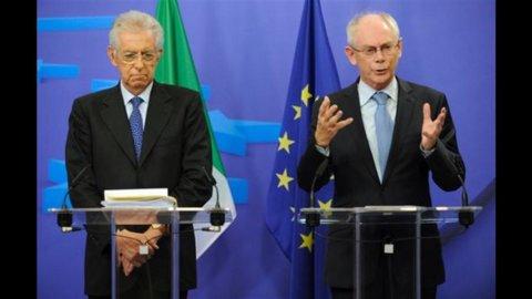 Ue, bozza Patto di bilancio: ok richieste Italia