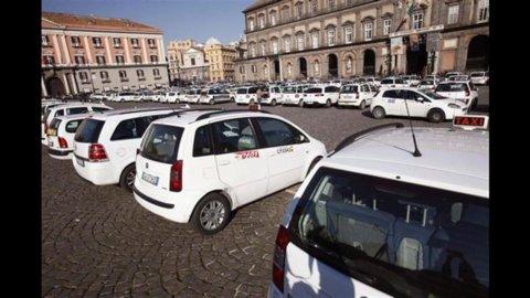 Liberalizzazioni, Taxi in rivolta: scioperi e manifestazioni in tutta Italia