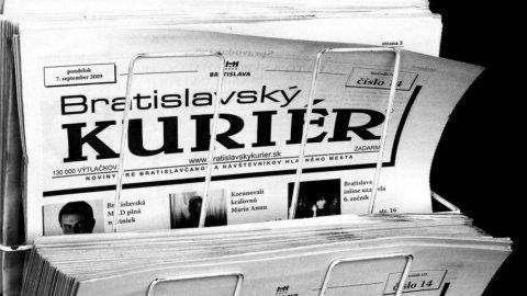 In Slovacchia e Slovenia un interessante caso di pax editoriale tra siti online e giornali di carta