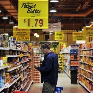 Istat, inflazione 2011 ai massimi dal 2008 (2,8%)