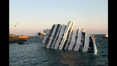 Costa Crociere, Carnival: danni per almeno 90 milioni di dollari sui risultati del 2012
