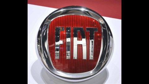 Automobili, Acea: a dicembre Europa -5,8%, Fiat -15,6%