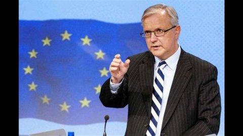 "Ue, Rehn: ""Agenzie di rating sono arbitri interessati"""