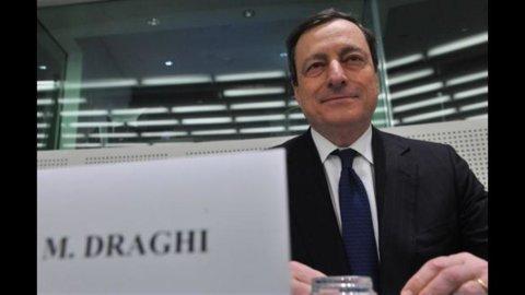 """Draghi: """"La situazione è gravissima"""". E intanto Standard & Poor's declassa l Fondo salva Stati"""