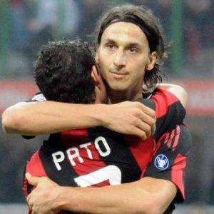 Milan: Pato e Ibrahimovic, la coppia che scoppia