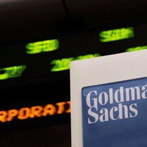 Goldman Sachs gela Wall Street e Piazza Affari perde slancio