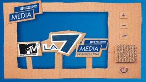Borsa: TI Media vola, La7 è in vendita