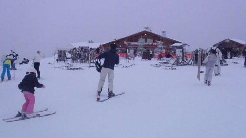 Sciare in Cina, un business italiano