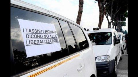 Liberalizzazioni, incubo sciopero: taxi, tir, farmacie, benzinai