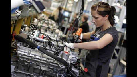 Industria, Istat: prezzi produzione dicembre +3,8% su anno