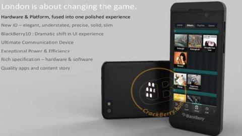 La cinese Lenovo vuole BlackBerry, tremano gli Usa